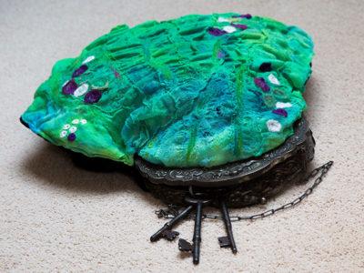 Mrs Pankhurst's Bag